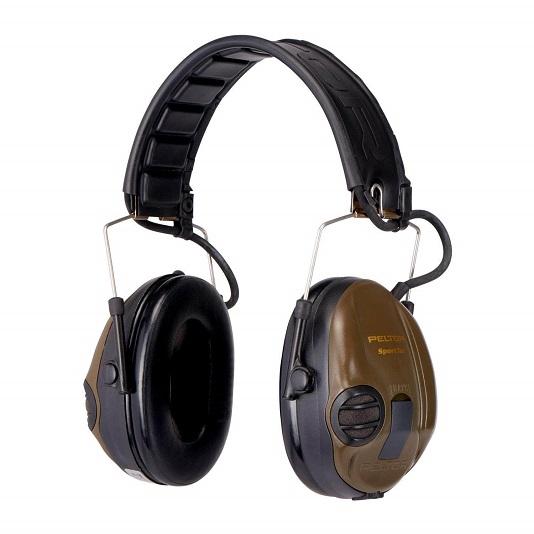 cascos electronicos caza